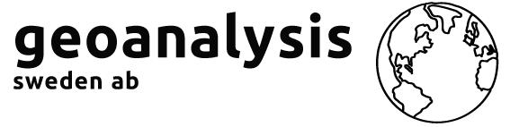 Geoanalysis Sweden AB logo